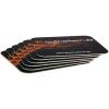 Hochweiße Pappe mit einer Stärke (Dicke) von ca. 1,4 mm