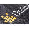 Materialvergrößerung: 300 g/m² Meshgewebe aus PVC