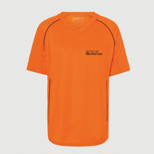 orange / schwarz