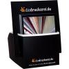ideal für Flyer, Postkarten & Falzflyer im Format DIN-A6 und DIN-Lang