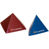 Pyramide. Der besondere Aufsteller. Erhältlich als 3- oder 4-seitige Pyramide in zwei unterschiedlichen Größen
