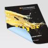 Verschiedene Papiervarianten wie 120 g/m² Affichenpapier matt ...