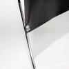 X-Banner Ausführung Standard, erhältlich in unterschiedlichen Bannergrößen von 60 x 160 cm bis 80 x 200 cm.