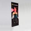 X-Banner Ausführung Standard, 500g/m² PVC für wechselnde Motive, geeignet für Bannergrößen mit einer sichtbaren Präsentationsfläche 60 x 160 cm oder 80 x 200 cm.