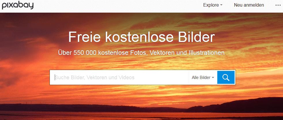 Pixabay Kostenlose Bilder