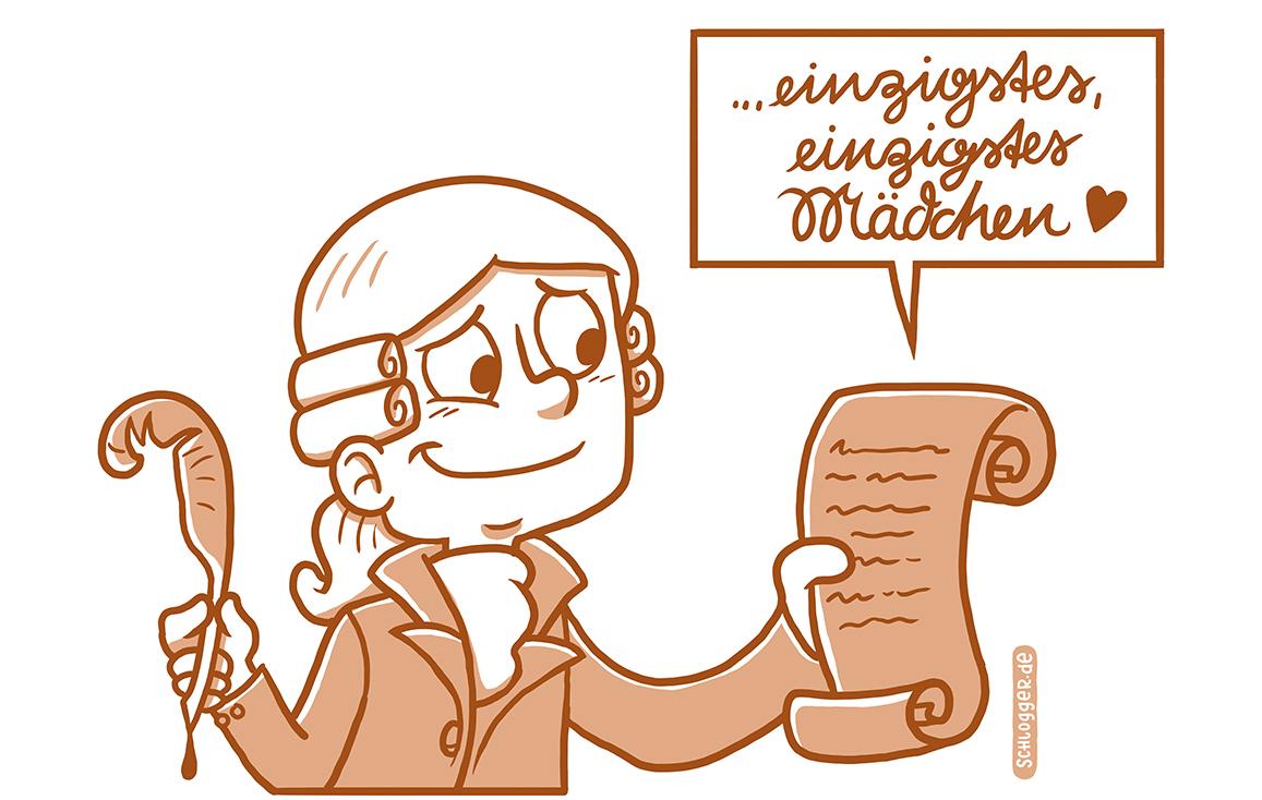 Web-Germanistik: Superlativ (Schlogger)