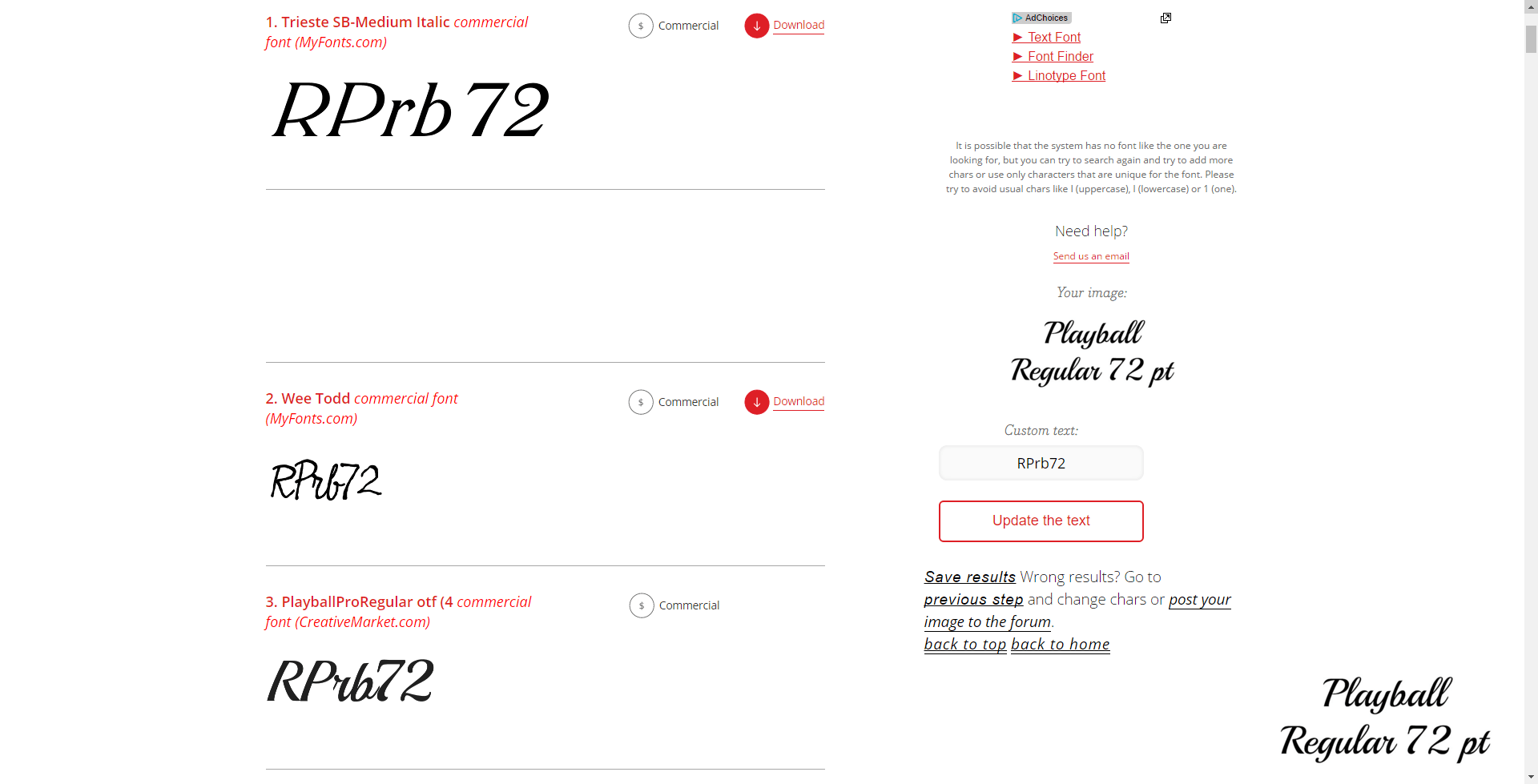 Online Schrifterkennung