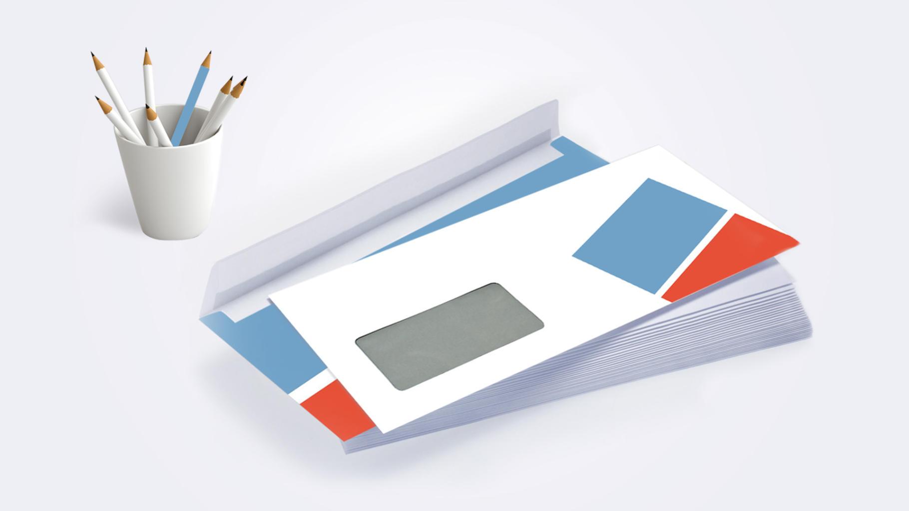Briefumschlag gestalten: InDesign-Video-Tutorial