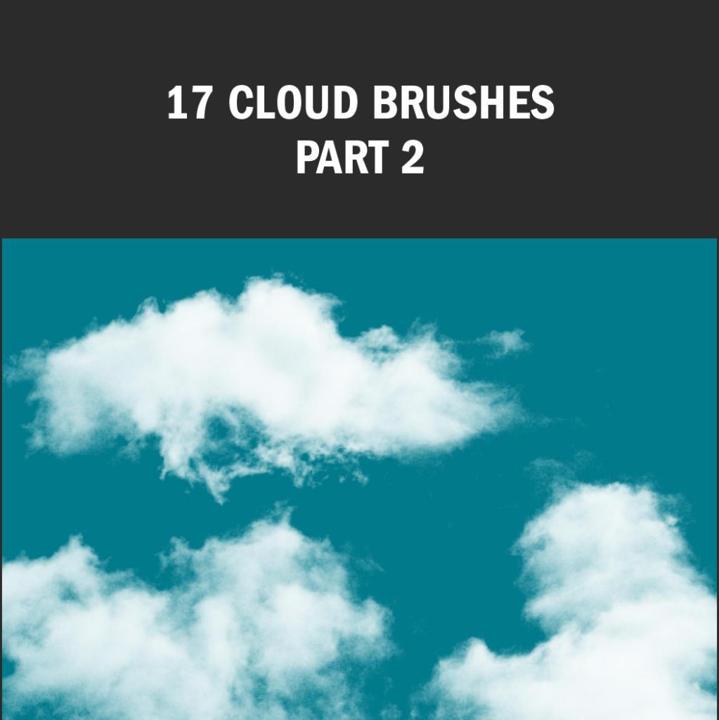 So lassen sich feinste Wolken in einen wolkenlosen Himmel zaubern.