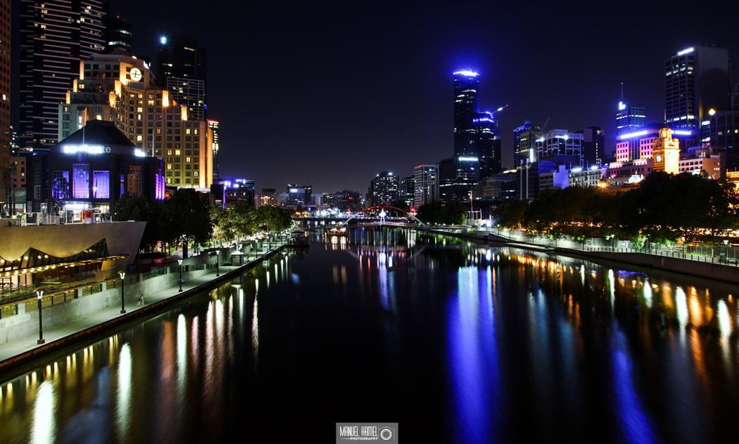 Diese atemberaubende Skyline hat Fotograf Manuel Hamel in Australien eingefangen.