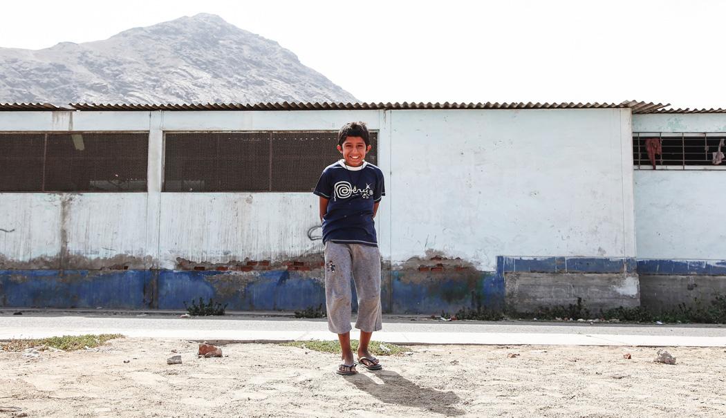 """Für die NGO """"Hilo Rojo"""" engagiert sich Manuel Hamel seit ein paar Jahren."""