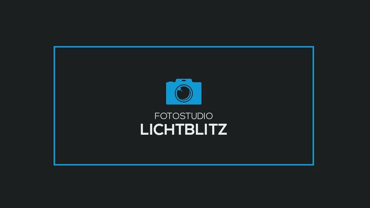 Das Beispielprojekt zum fiktiven Fotostudio Lichtblitz.