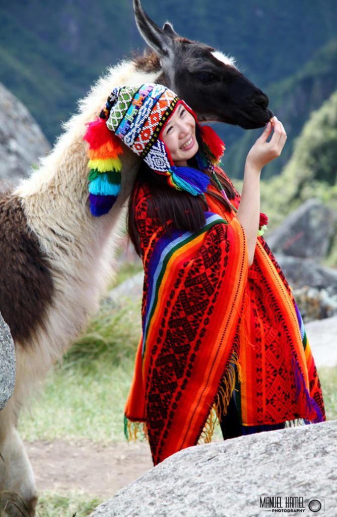 Auch den Machu Picchu hat Manuel Hamel schon besucht.