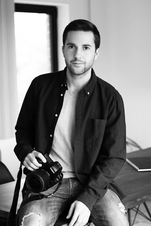 Porträt von Manuel Hamel