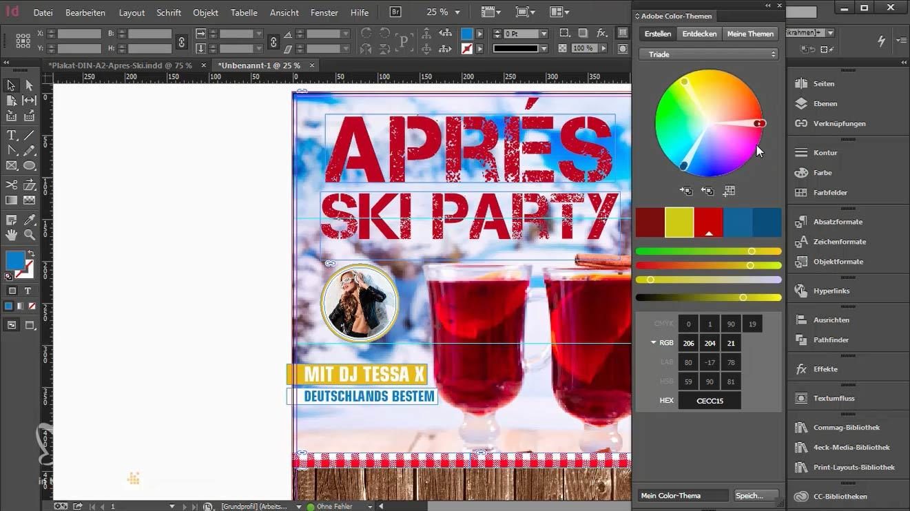 Farbtool Adobe Color