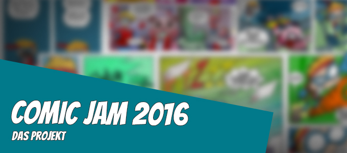 Comic Jam 2016: Last-Minute-Hero