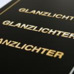 InDesign-Tutorial: Gold CMYK - mattes Bilderdruckpapier