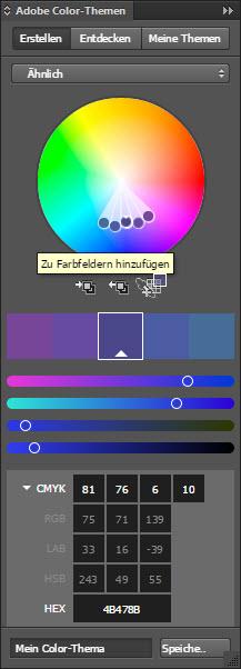 Farben Kombinieren Tool