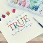 Instagram-Post: Free your true colors von Carolin Hohberg | @cayaline