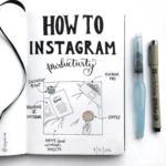 How to Instagram productivity | Carolin Hohberg