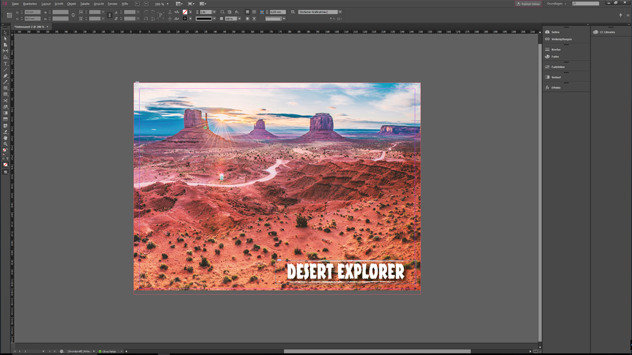 Tutorial: Photoshop, Illustrator oder InDesign - Druckdaten-Dokument