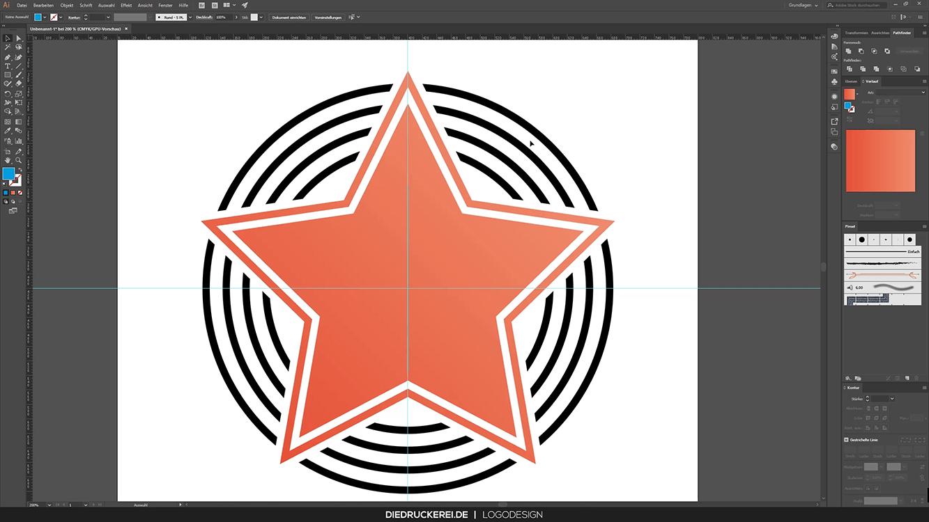 Logo anpassen