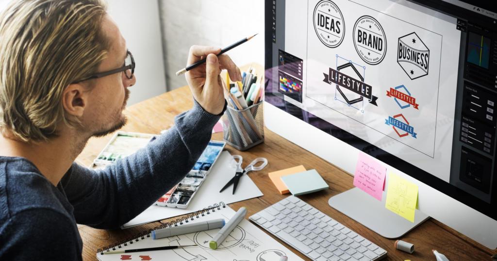 Ideen Logogestaltung