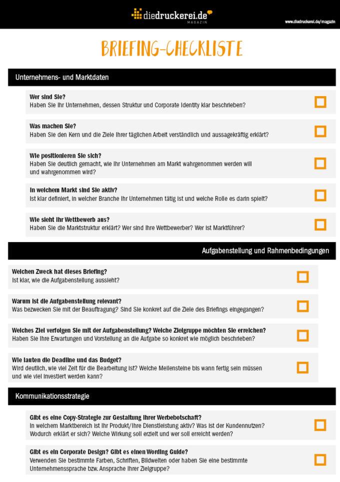 Checkliste-Briefing-Hilfe-diedruckerei-de