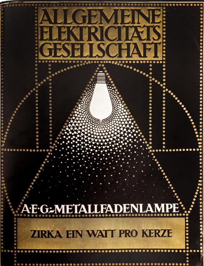 Geschichte-des-Plakats-AEG-Werbung
