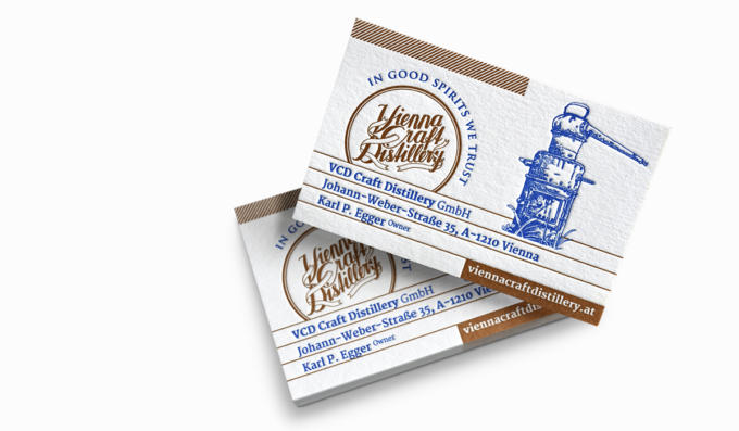 Letterpress-Visitenkarten-Vienna-Craft-Distillery-diedruckerei.de