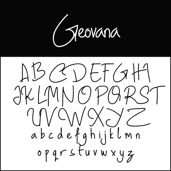 Tatowierung Schriftarten Vorlagen 40 Designs