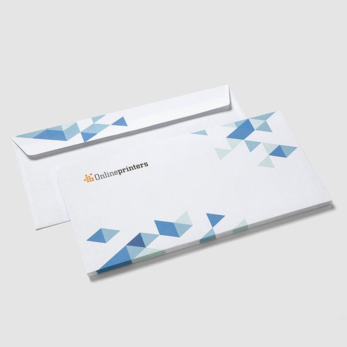 Dialogpost Vorlagen Für Din Lang Briefumschläge