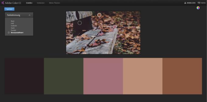 Herbst-Farbpalette-diedruckerei.de