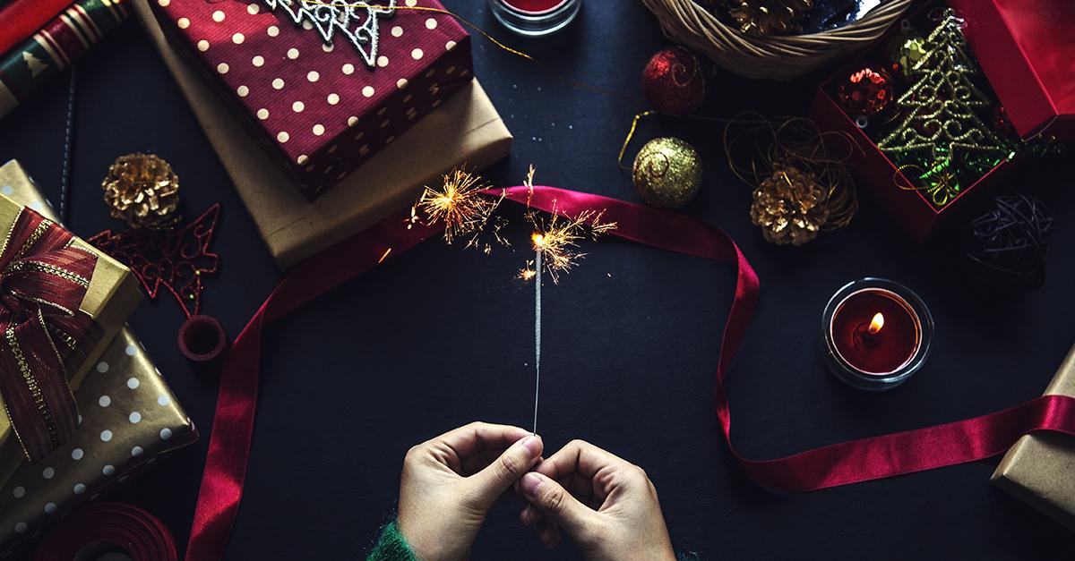 Kreative Geschenkverpackungen zu Weihnachten: Inspiration & Vorlagen