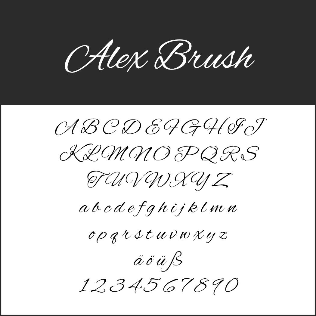 Hochzeits Schriftarten Zehn Kostenlose Fonts Für