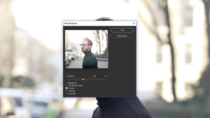 Lens-Flare-Effekt-Photoshop-Bild_3