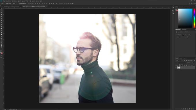 Lens-Flare-Effekt-Photoshop-Bild_4