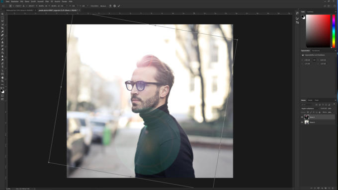 Lens-Flare-Effekt-Photoshop-Bild_8