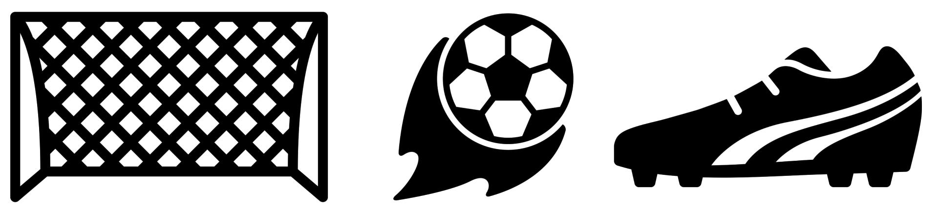 Fussball Spieler Symbol Kostenlose Vektorgrafik Auf Pixabay