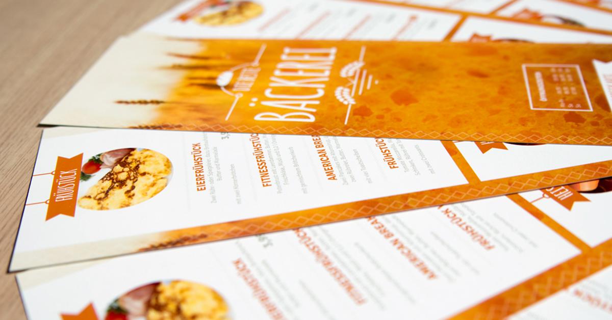 Speisekarten selbst gestalten und erstellen: InDesign-Tutorial