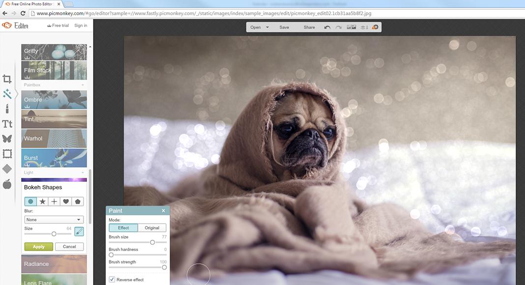 Kostenlose Photoshop-Alternativen im Test