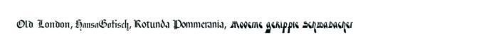 Schriftwirkung-Gebrochene-Schriften-diedruckerei.de