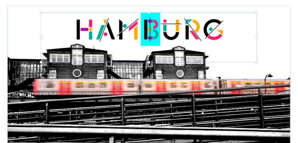 QuarkXPress 2018 unterstützt Bitmap- und Vektor-Colorfonts. Diese neuen OpenType-SVG-Schriften erweitern die typografischen Möglichkeiten für Titelgestaltungen