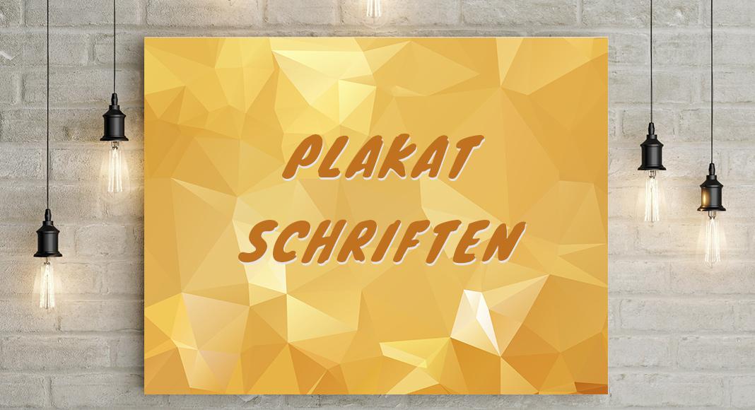 Plakat Designer | Schriften Fur Plakate Kostenlose Hingucker Zur Kommerziellen Nutzung
