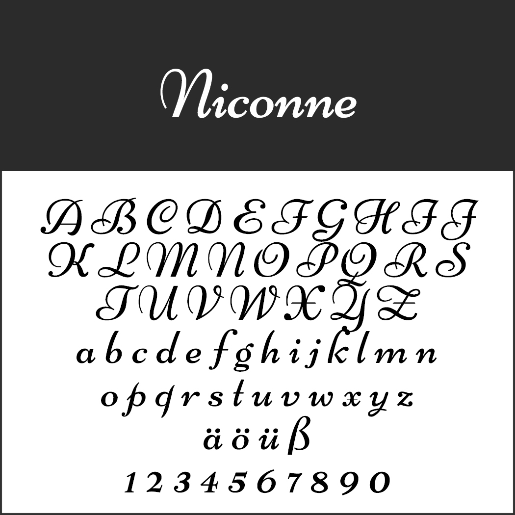 Schrift kopieren schöne Schöne Buchstaben