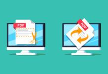 PDF Drehen und Zuschneiden