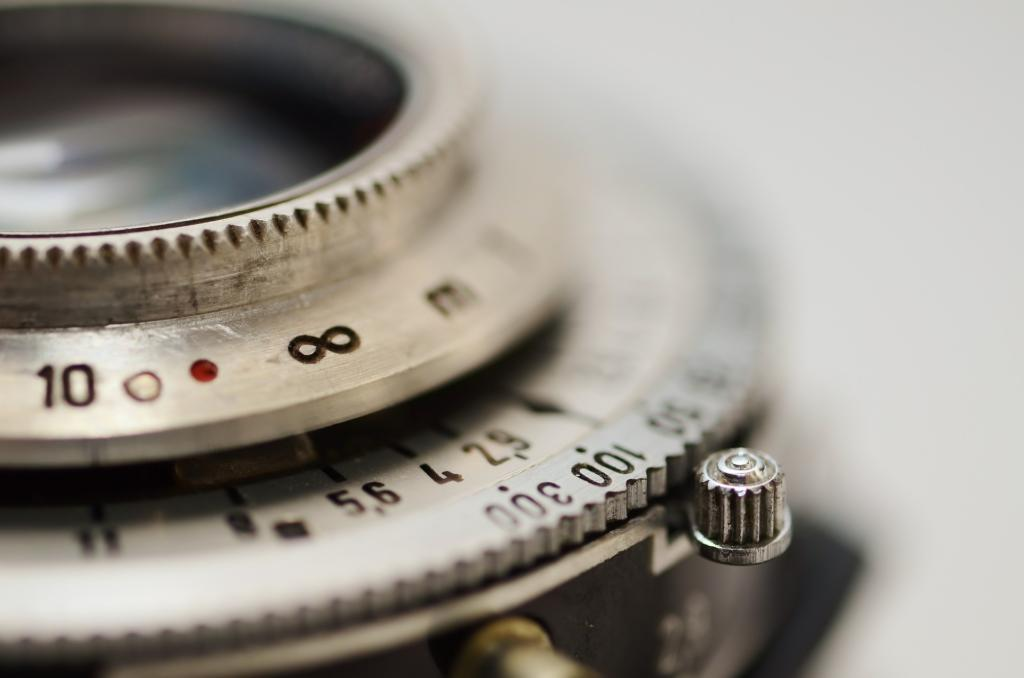 Makrofotografie Kameraeinstellung