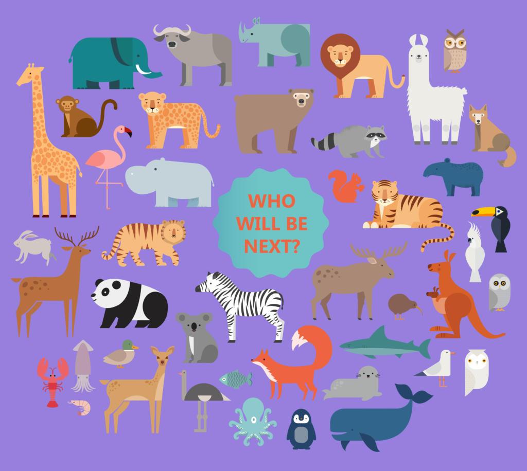 Tierische Werbestars