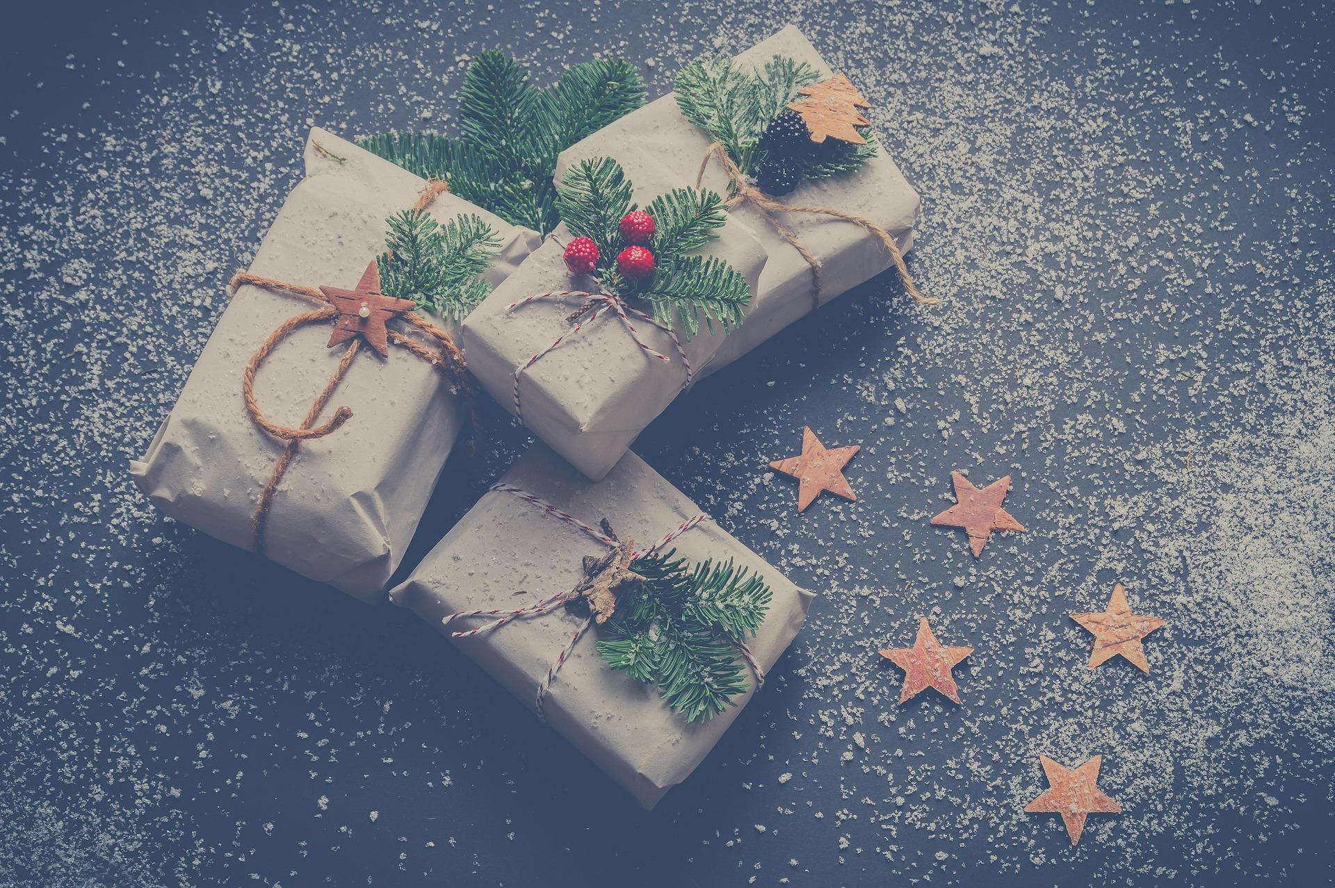 Weihnachtsgrüße Geschäftlich Und Dabei Herzlich Mit