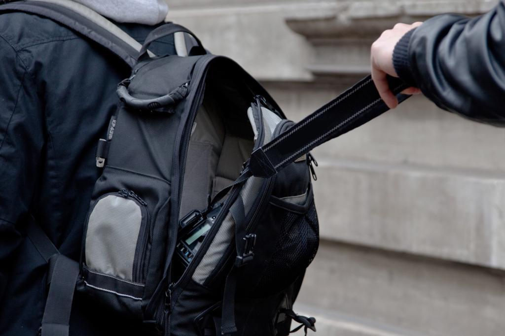 Kamera versichern Diebstahl